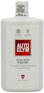 AUTOGLYM SUPER RESIN POLISH 1 LITRE - CAR BODYWORK - FREE POST!