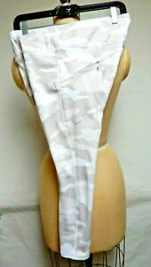 Athleta Taupe Camo Stash Zip Pocket 7/8  Legging Size MP  EUC
