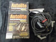 Autolite Spark Plug Wire Set-Professional Series  96848 6 cylinder