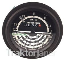 JD -1535 John Deere 1130,2130 Traktormeter AL30800, Traktor Stundenzähler 32km/h