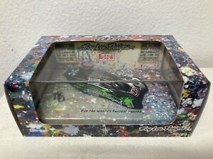 Troy Lee Designs Green Streamliner Limited Edition Collectors Car 589/1000