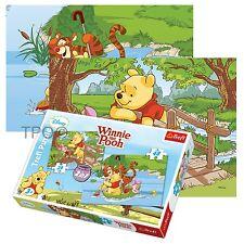 Trefl 2en1 24 + 48 Pièces Unisexe Enfant Disney