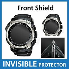 Casio Protrek PRW 5000 Screen Protector INVISIBLE FRONT Shield - Military Grade