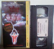 VHS FILM Ita Fantasy LE STREGHE DI EASTWICK i miti jack nicholson no dvd(VHS4)