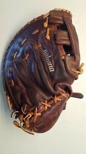 Nokona AMG FB  First Base Baseball Glove / Mitt RHT AMGFB (See All Pictures!!)