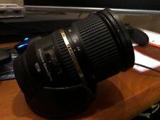tamron 24-70 mm f/2.8 di vc usd lens canon