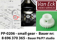 Bauer P6/P7 studio small gear - Bauer nr: 8 696 370 365 - PP-0206 (new)