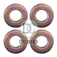 Chrysler Delta 1.6 D Bosch Common Rail Diesel Injector Washers / Seals Pk of 4