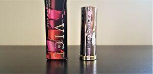 Urban Decay Vice Lipstick color Singe Metallized New in Box