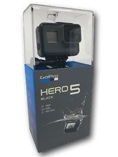NEW, NEVER OPENED GoPro HERO5 Black 4K Ultra HD 12MP Camera Hero 5 FREE PRIORITY