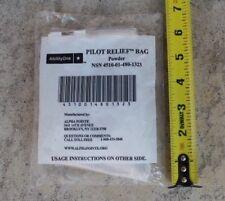 New Pilot Relief Bag, USAF, USN, USMC, U.S. Military Issue