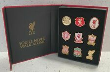 More details for liverpool official crest badge set 9 crest badges birthday christmas gift ideas