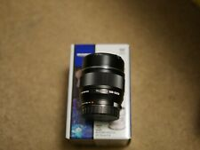 Olympus M.ZUIKO DIGITAL ED 75mm 1:1.8 Lens - Black - Boxed