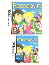 Passeport du CE2 au CM1 8/9 Ans / Jeu Sur Nintendo DS, 3DS, 2DS, New...