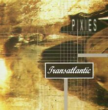 PIXIES - TRANSATLANTIC (LIVE CHICAGO & VIENNA 1989) - CD - ALL SOUNDBOARD - RARE