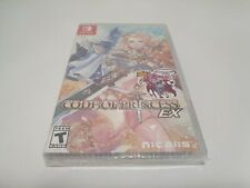 Code of Princess EX (Nintendo Switch) Region Free - New & Sealed