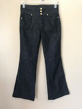 Juicy Couture Jeans Women Size 28 Dark Wash