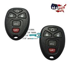 2 New Remote Start Keyless Entry Key Fob Clicker Transmitter Control Alarm