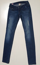 True Religion Jeans 'DISCO JULIE' Size 25 L36 Destroy NEW RRP $449 Womens