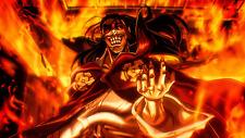 Poster A3 Drifters Shimazu Yoichi Nobunaga Manga Anime Cartel Decor Impresion 01