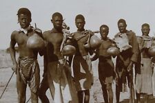 """Photo German colonies South West Africa DSWA """"indigenous"""""""