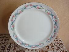 """Vintage Breakfast Plate Hall Wildfire Dinnerware 9 1/4"""" Plate Serving"""