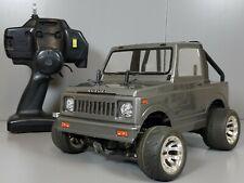 Tamiya Tamtech Gear WildBoar GB01 Suzuki Jimny Body Battery Remote Control ESC
