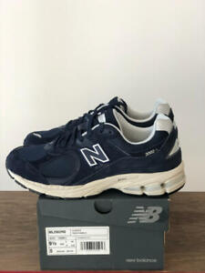 NEW BALANCE SHOES STYLE ML2002RD COLOR PIGMENT WITH LIGHT ALUMINUM WIDTH D