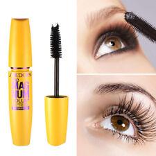 Cosmetic Black Mascara Makeup Eyelash Waterproof Extension Curling Eye Lashes