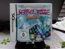 JEU NINTENDO DS - JEWEL TIME DELUXE