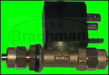2/2 Magnetventil 7mm 12V - 230V, NEU, OVP