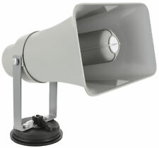 VEHICLE CAR MEGAPHONE PA HORN SPEAKER  WITH USB/SD PLAYER & LOOPER (25W MAX)