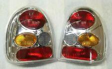 Rückleuchten Set Opel Corsa B Chrom