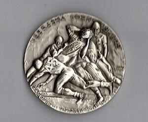 NEBRASKA FOOTBALL 1970 NATIONAL CHAMPIONS MEDALLION/RARE!!!