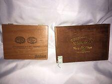 Cigar Boxes,Collectible,Humidor,Padron,Rocky Patel,Wood,Rare,Vintage,Man Cave