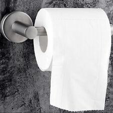 Pro Stainless Steel Bathroom Toilet Paper Holder Tissue Roll Bar Wall Mount Rack