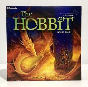 The Hobbit Board Game - Reiner Knizia - Imagination Games 2010 - Complete