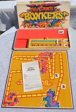 Vintage 1978 This Game is Bonkers! Board Game Parker Brothers General Mills 51