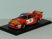 Spark Models 1/43 Porsche 935 Le Mans 1977 Schenken Hezemans Heyer #38 MiB