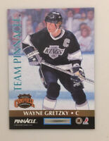 Wayne Gretzky & Eric Lindros 1992-93 Team Pinnacle Hockey #5 of 6