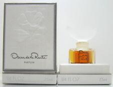 Oscar de la renta perfume/Extrait 7,5 ml de nuevo en lámina