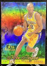 Kobe Bryant 1996-97 Flair Showcase Rookie Card RC Row 1