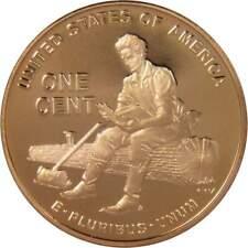 2009 Proof Lincoln Bicentennial Proof 1c Set U.S Mint original Plastic no Box