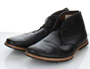 27-45 $300 Men's Sz 10 M Timberland Wodehouse Lost History Leather Chukka Boots