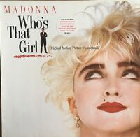 Madonna - Who's That Girl - Original Motion Picture Soundtrack - Vinyl LP 33T