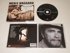 MERLE HAGGARD/IF I COULD ONLY FLY(ANTI 6593-2) CD ALBUM