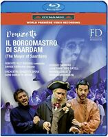 DonizettiIl Borgomastro [Various] [Dynamic 57812] [Bluray] [DVD]