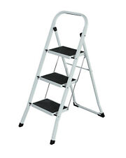 Portable 3 Step Lightweight/Stool/Folding Non-Slip Foldable Ladder GSL3- NEW