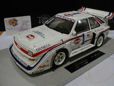 Tourenwagen- & Sportwagen-Modelle von Audi im Maßstab 1:18