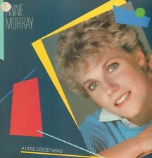 Anne Murray(Vinyl LP)A Little Good News-Capitol-EST 7123011-UK-1983-VG/Ex